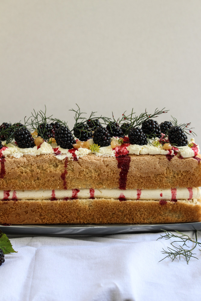 wild blackberry and fennel cake-1-17