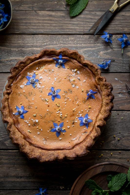 borage honey pie-1-25