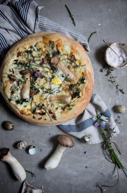 garlic mushroom pizza-1-18