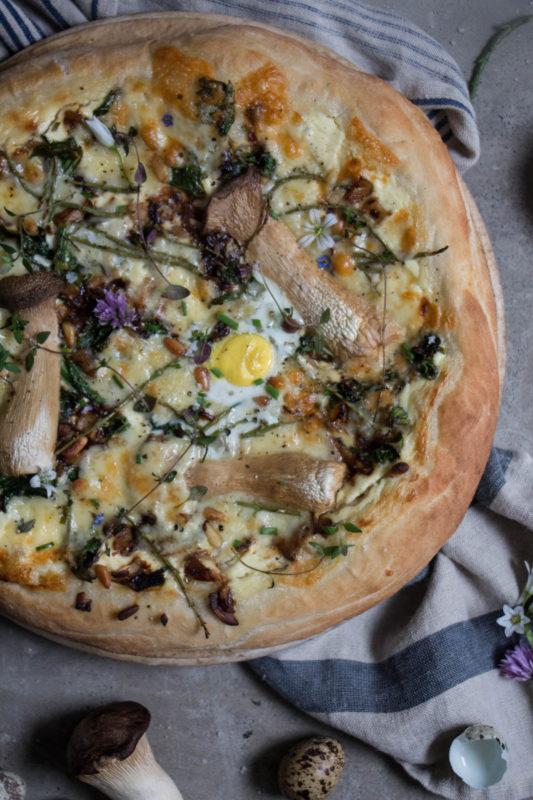 garlic mushroom pizza-1-23