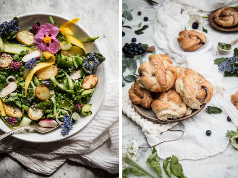 salad buns 2