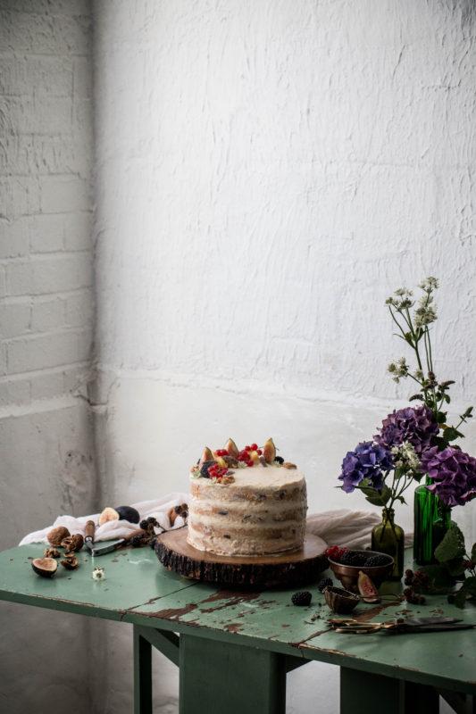 fig blackberry peach tea cake-1-2