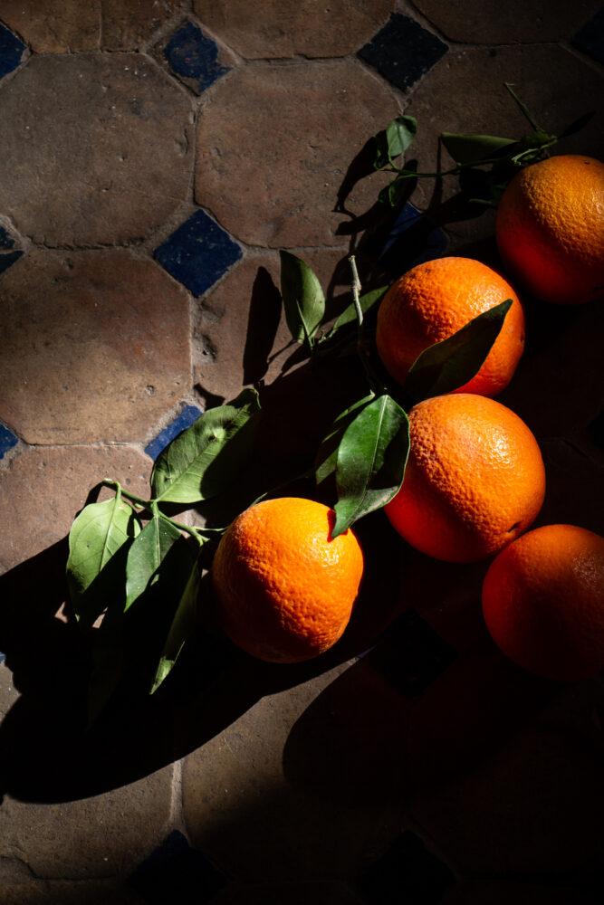 morocco oranges