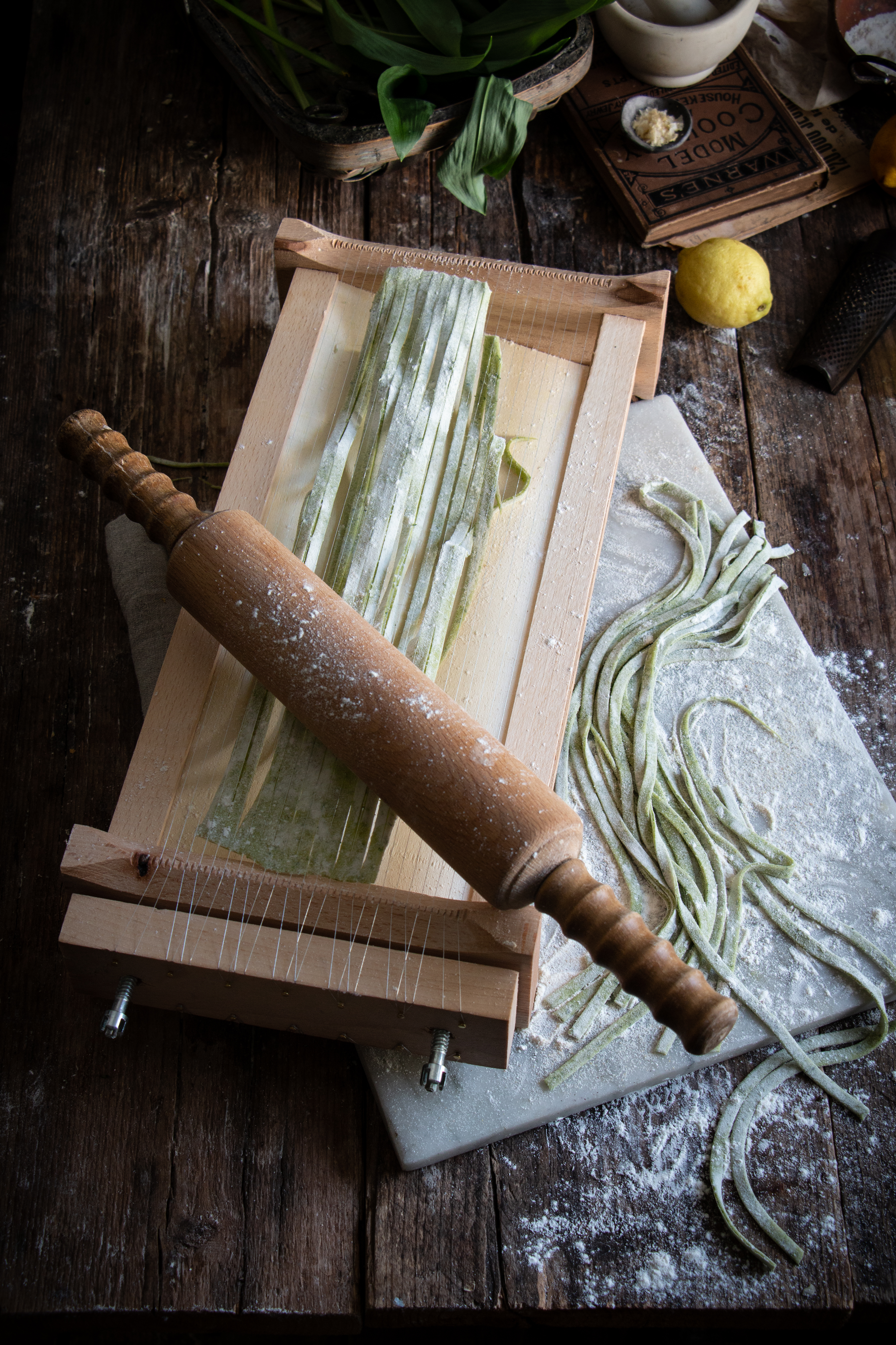guide to making homemade pasta
