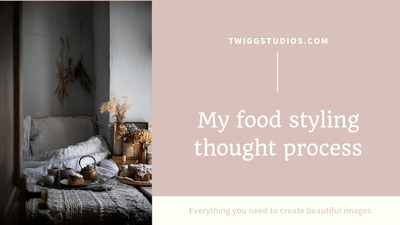 food styling