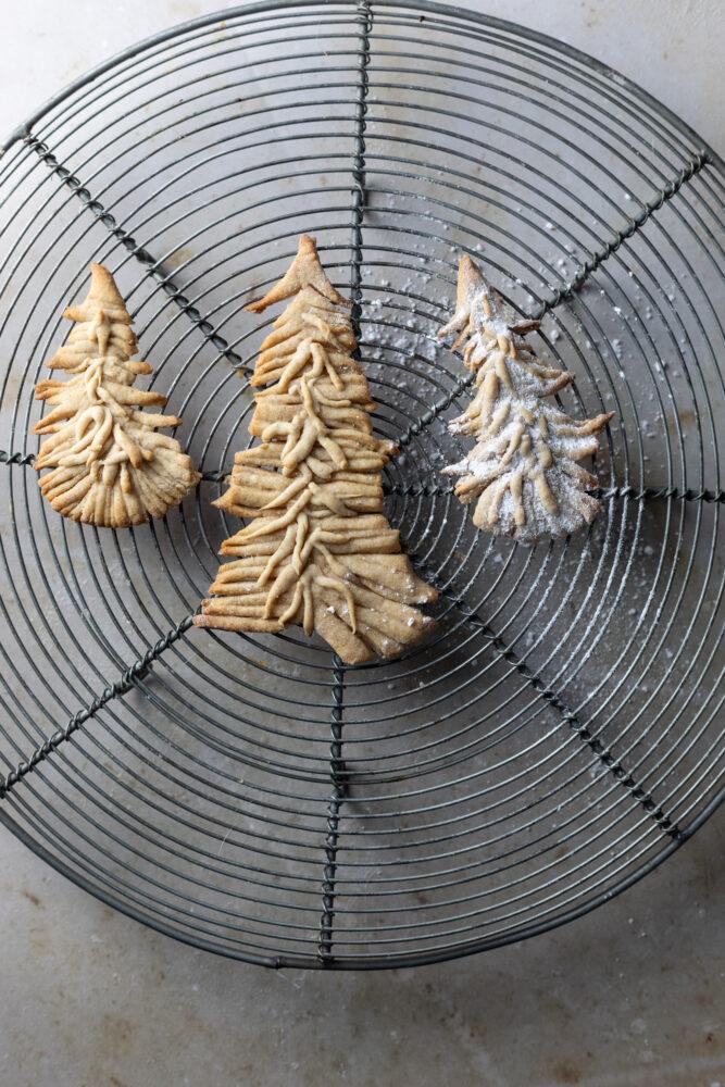 gingerbread tree step 12