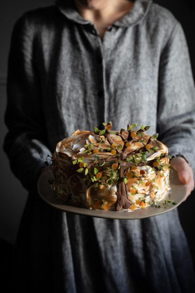 citrus tree cake recipe