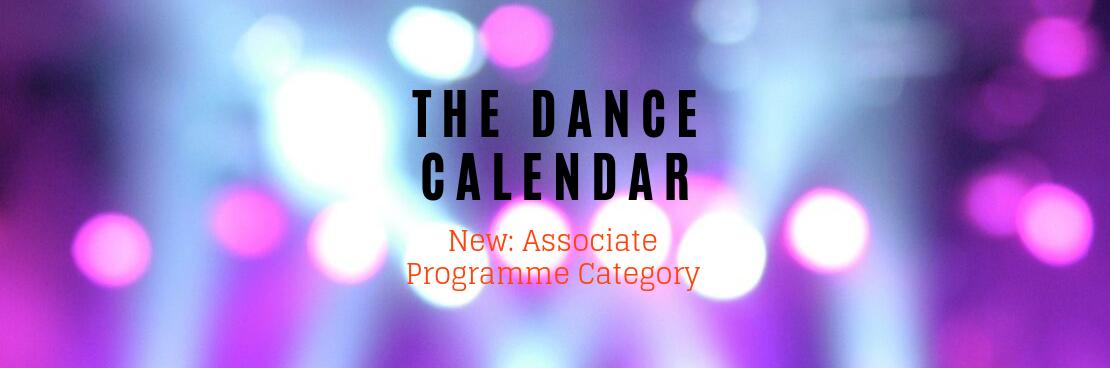 dance associate programme