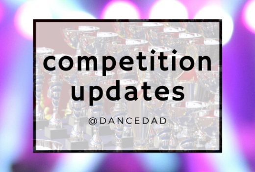 Latest UK Dance Competitions