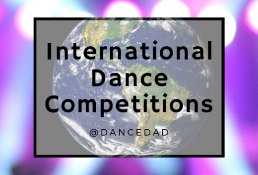 International Dance Competitions