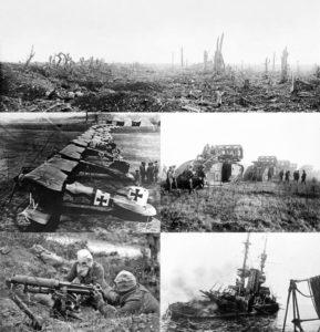 British Involvement in World war 1