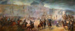 genghis khan Mongolian king