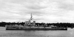 Indian Naval Mutiny in 1946