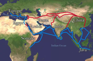 Discovery of Sea-route to India