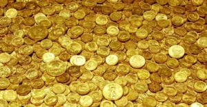 Padmaswamy Temple Golden Coins