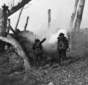 Americans in World War 1