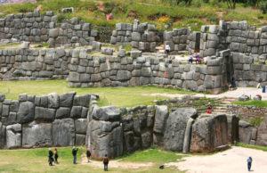 Saksaywaman, Cusco, Northern Peru