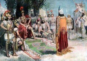 Alexander's Invasion in india