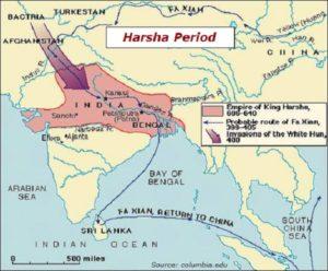 Harshavardhana Kingdom