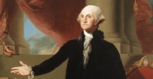 The First President of America George Washington