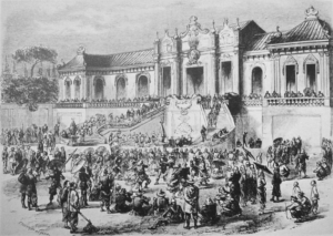 Looting Of The Old Summer Palace