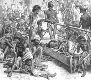 Bengal Famine of 1770