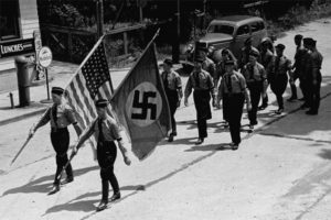 The New York Nazi Community