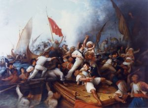 It Took Two Wars To End The Barbary White Slave Trade