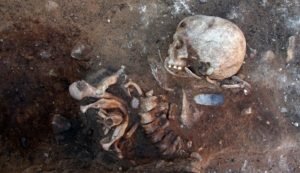 The Mesolithic Half-Burial