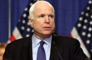 The Ill-Timed Financial Crisis That Flatlined McCain's 2008 Presidential Run