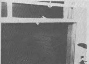 The Window Frame That Doomed JFK