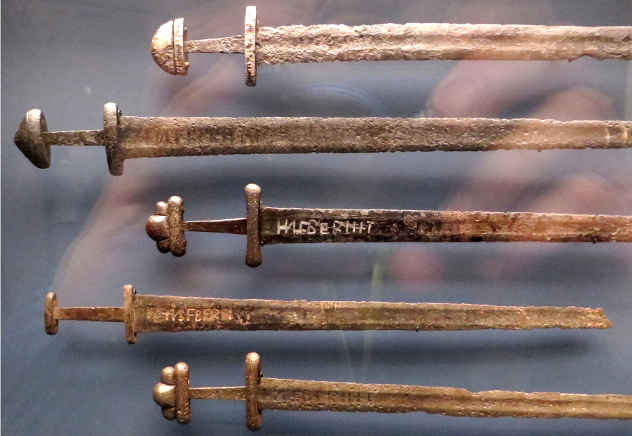 10 Recent Weapon Discoveries That Add To Archaeology
