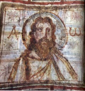 Archaeology discovered One of the earliest images of Jesus' unearthed in Egyptian tomb