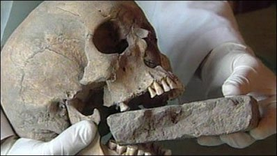 Archaeologist discovered 1,550-year-old 'vampire child' buried in Italy - Histecho