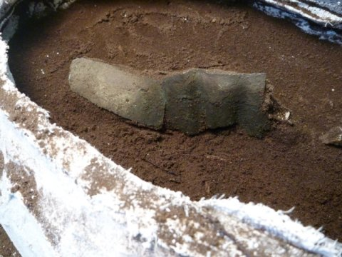 Archaeologist Discovered a copper band shows Native Americans engaged in trade more extensively than thought