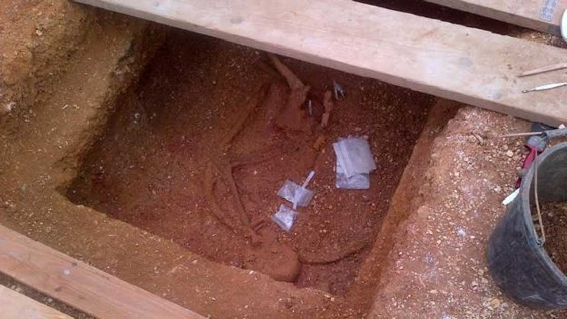 Archaeologist Recently Finds Ancient human remains and a mystery unearthed in south west England