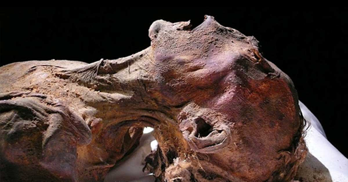 Archaeologists discovered the Mystery of the 'Screaming Mummy'