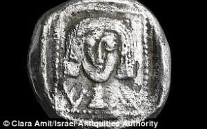 Scientists discovered a rare silver coin that they believe may be a sample of the Greek currency drachma. Drachma dates back to between 420 and 390 BCE