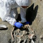 Rare 1,300-year-old skeleton found on an island near Venice
