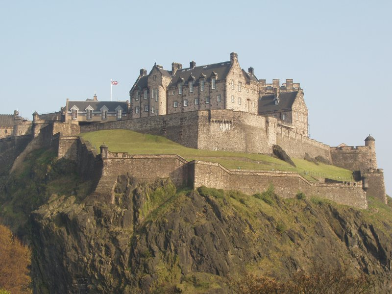 Medieval Weapon Uncovered Near Scottish Castle