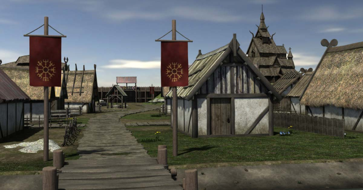 Archaeologists Have Discovered A Treasure Trove Of Ancient Artifacts In Scandinavia's First Viking City