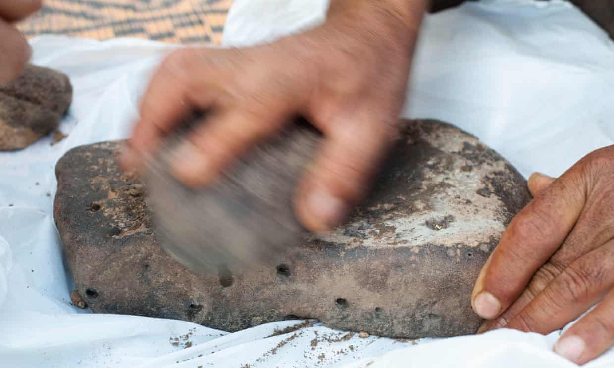 Bits of Ancient Bread Unearthed in Jordan