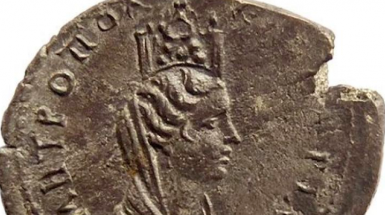 Roman Coins Discovered at Fort Site in Georgia