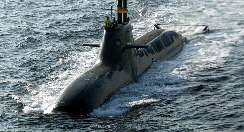 World War II Submarine Found Near Denmark