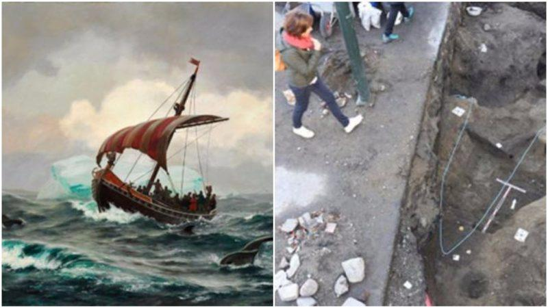 A 1000-Year-Old Viking Boat Burial Was Just Found Under a Market Square in Norway