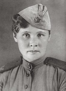 Tatyana Baramzina – She is credited with a minimum of 36 kills. After being wounded in battle she was captured, tortured, and executed by German soldiers.