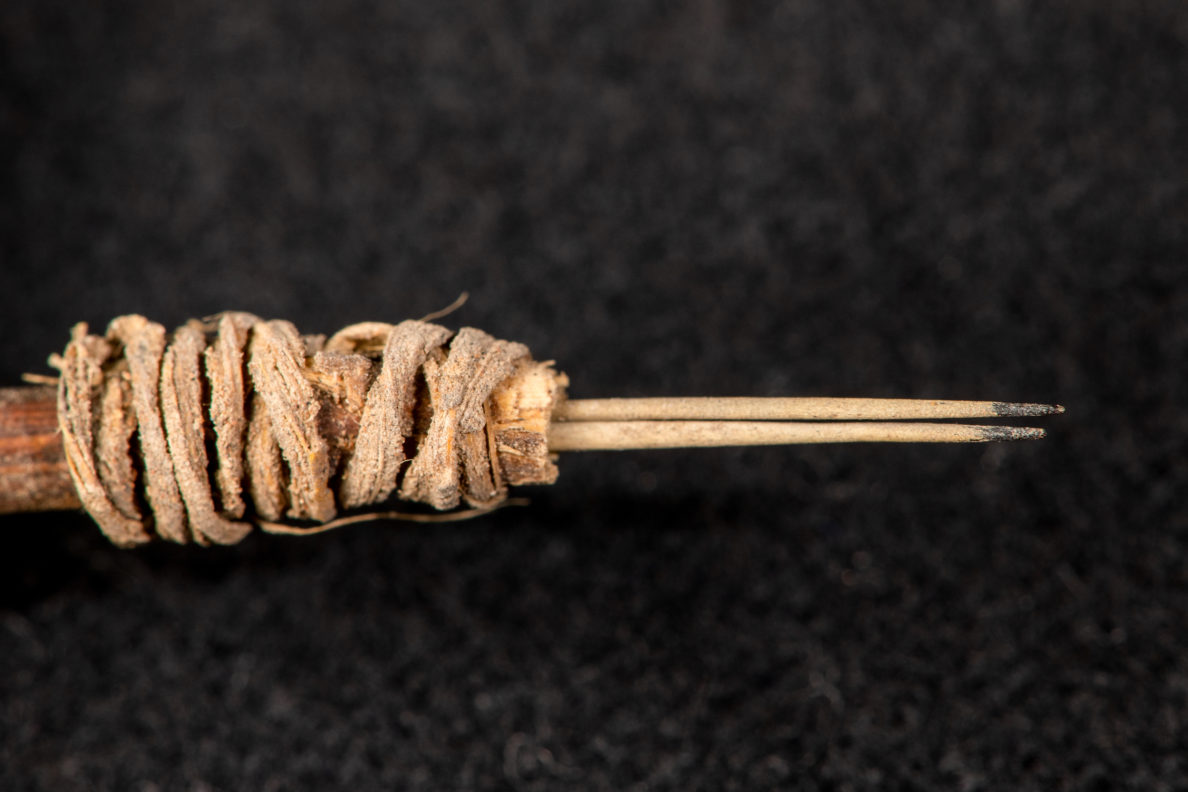 2,000-Year-Old Tattoo Tool Identified
