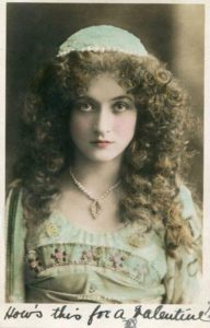 Postcard of Maude Fealy as Juliet in Romeo and Juliet Source