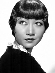 Publicity photo of Anna May Wong