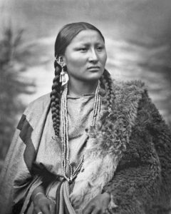 Pretty Nose (c. 1851 – after 1952), Arapaho war chief